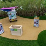 Ecover at Hampton Court Flower Show 2012