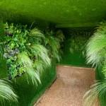 RHS Anniversary Maze at Hampton Court Flower Show 2015